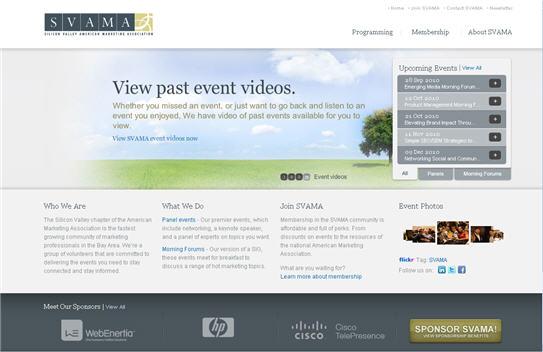 SVAMA Website